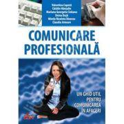 Comunicare profesionala-Manual pentru clasa a X-a (Un ghid util pentru comunicarea in afaceri)