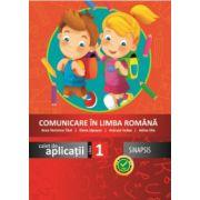 Comunicare in limba romana - caiet de aplicatii pentru clasa I