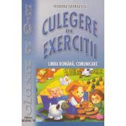 Culegere de exercitii - limba romana, comunicare (clasa a II-a)