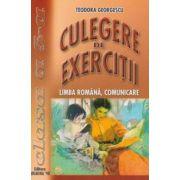 Culegere de exercitii - limba romana, comunicare (clasa a III-a)