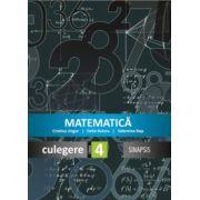 Matematica - culegere pentru clasa a IV-a