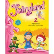 Fairyland 2, Pachetul elevului (manual+Multi-ROM)-Curs de limba engleza pentru clasa II-a (Virginia Evans )