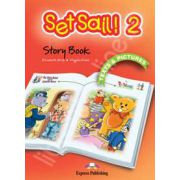 Set Sail 2 -Story book, The town mouse and the country mouse si the toy soldier (Nu include audio CD)