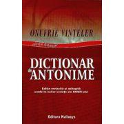 Dictionar de Antonime (Onufrie Vinteler )