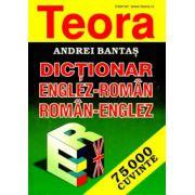 Dictionar Roman-Englez si Englez Roman - 75. 000 de cuvinte (Andrei Bantas)