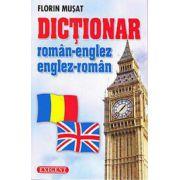 Dictionar roman-englez/englez-roman ( 23. 000 de cuvinte) -Florin Musat