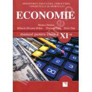 Economie. Manual pentru clasa a XI-a - Monica Dudian