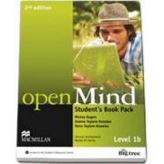 Open Mind, Level 1B Student s Book Pack with DVD ( 2nd Edition )