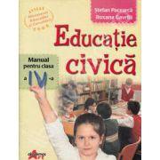 Educatie civica- manual pentru clasa a IV-a (Stefan Pacearca)