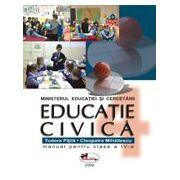 Educatie Civica – Manual pentru clasa a IV-a (Tudora Pitila)