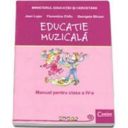 Educatie muzicala- Manual pentru clasa a IV-a (Jean Lupu)