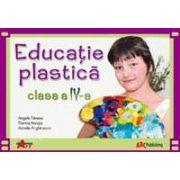 Educatie plastica. Manual pentru clasa a IV-a - Angela Tanase