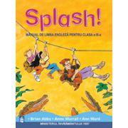 Engleza Splash!- Manual pentru clasa a III-a (Brian Abbs)