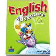 English Adventure, Pupils Book, Level Starter A