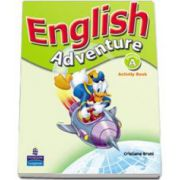 English Adventure, Activity Book, Level Starter A