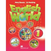 English World, Pupils Book, Level 1 (Beginner - Intermediate)