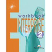 Enterprise 2, Elementary, Workbook, (Caietul elevului pentru clasa a VI-a )