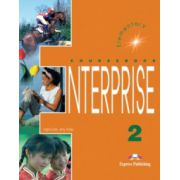 Enterprise 2, Elementary, Student Book Virginia Evans