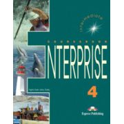 Enterprise 4, Intermediate, Student's Book. Curs de limba engleza - Jenny Dooley