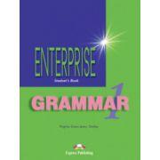 Enterprise Grammar 1, Students Book with Grammar. Curs de limba engleza pentru clasa V-a
