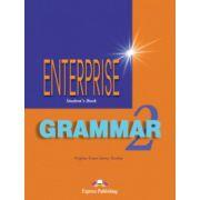 Enterprise Grammar 2, Students Book with Grammar, (Curs de limba engleza pentru clasa VI-a )
