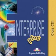 Enterprise Plus, Pre-Intermediate, Class audio CDs (Set 5 CD) - Virginia Evans
