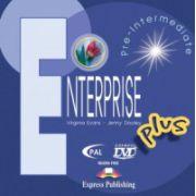 Enterprise Plus Pre-Intermediate. DVD, (Curs de limba engleza pentru clasa VII-a )
