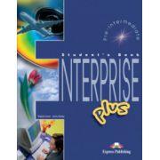Enterprise Plus, Pre-Intermediate, Student's Book, (Curs de limba engleza pentru clasa VII-a )
