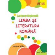 Evaluare Nationala 2014- Limba si literatura romana pentru clasa a VIII-a.(Maria Emilia Goian)