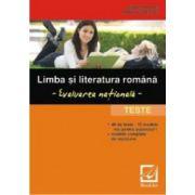 Evaluarea nationala 2013-Limba si literatura romana (40 de teste, Nicoleta Ionescu)