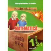 Exercitii si probleme pentru clasa a V-a (Gheorghe-Adalbert Schneider)
