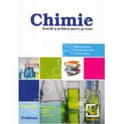 Exercitii si probleme pentru gimnaziu la Chimie (Florica Popescu)