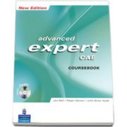 Manual pentru limb engleza, clasa XII-a, Limba 1-Advanced Expert CAE Coursebook with iTests
