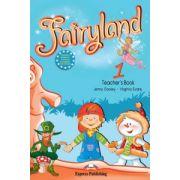 Fairyland 1, Teacher's Book, Curs de limba engleza pentru clasa I-a, (Virginia Evans ) Level A1