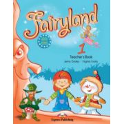 Fairyland 1, Teachers Book, with posters Curs de limba engleza - Virginia Evans
