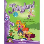 Fairyland 3, Teacher's Book, Manualul profesorului, Curs de limba engleza pentru clasa III-a (Virginia Evans )