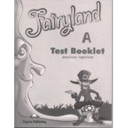 Fairyland 3 Teste, Curs de limba engleza pentru clasa III-a (Virginia Evans )