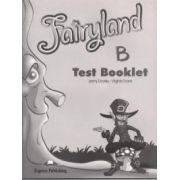 Fairyland 4 Teste, Curs de limba engleza pentru clasa IV-a