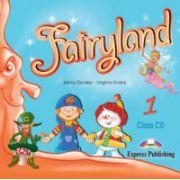 Fairyland 1 - Audio CD, Curs de limba engleza pentru clasa I-a (Virginia Evans )