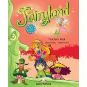Fairyland 4, DVD-Curs de limba engleza pentru clasa IV-a (Virginia Evans )