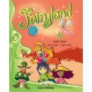 Fairyland 4, Pachetul elevului (manual+multi-ROM), Curs de limba engleza clasa IV-a