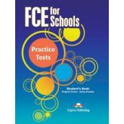 FCE for Schools, Practice Tests 1, Students Book-(Editie revizuita 2015)