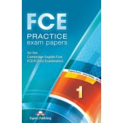 FCE Practice, Exam Papers,( 1 for the Cambridge English First FCE-FCE, Examination.) Student's Book-Editie- 2015