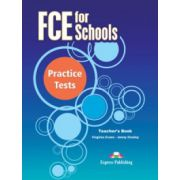 FCE for Schools, Practice Tests 1, Teachers Book Editie- 2015