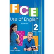 FCE Use of English 2, Students Book For Cambridge First FCE Michigan ECCE - Virginia Evans