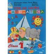 Matematica- fise de lucru pentru clasa I