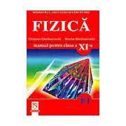 Fizica (F1) - Manual pentru clasa a XI-a (Cleopatra Gherbanovschi)