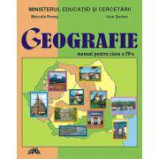 Geografie - Manual pentru clasa a IV-a (Marcela Penes, Ioan Sortan)