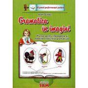 Gramatica in imagini - Planse pentru intelegerea si folosirea notiunilor gramaticale