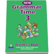 New Grammar Time 3, Teachers Book - Jervis Sandy